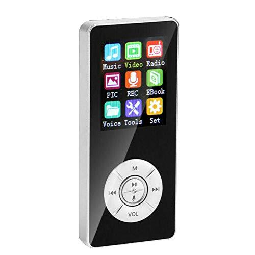 Bluetooth MP3, 7-knop, Max 32G-speler, MP4, Media FM, Radio, Recorder, HIFI Sportmuziek, met Breakpoint Resume