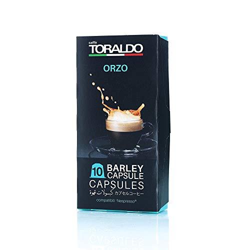 Caffè Toraldo Orzo Capsules Compatibili con 'Nespresso' 10 Capsule