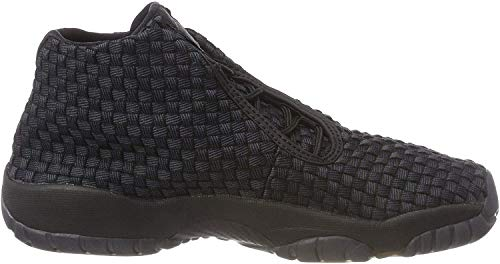 Nike Herren AIR Jordan Future (GS) Fitnessschuhe, Mehrfarbig (Black/Black/Anthracite/Metallic Black 001), 39 EU