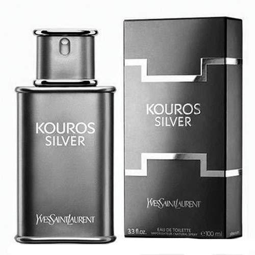 Perfume Kouros Silver - Yves Saint Laurent - Eau de Toilette Yves Saint Laurent Masculino Eau de Toilette