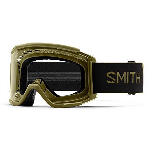 SMITH Squad XL, Maschera Bici MTB Unisex Adulto, Mystic Green, Medium/Large