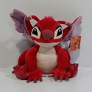 Best Quality - Movies & TV - Lilo and Stitch Toy 626 Stitch Scrump 624 Angel 628 Leroy Plush Dolls Stuffed Soft Toy Pillow Baby Kids Birthday Christmas Gift - by Pasona - 1 PCs