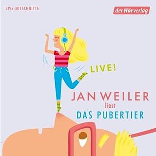Das Pubertier                   Autor:                                                                                                                                 Jan Weiler                               Sprecher:                                                                                                                                 Jan Weiler                      Spieldauer: 1 Std. und 18 Min.     921 Bewertungen     Gesamt 4,5