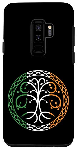 Galaxy S9+ Celtic Tree - Irish Pride Phone Case