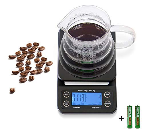 HuiSmart Coffee Scale with...