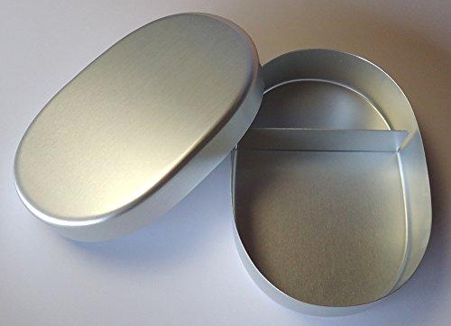 大一アルミニウム製作所 アルミ弁当箱 小判型S