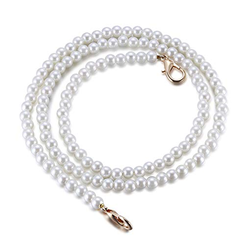 Face Mask Holder Chain Necklace - H…