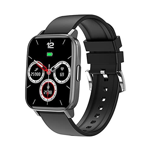 Smart Watch, Rastreador De Actividad De Pantalla Táctil De Alta Definición, Detección De Frecuencia Cardíaca Y Datos De Ejercicios De Grabación, IP68 Impermeable, Recordatorio De Información