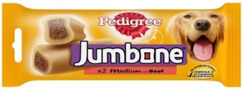 Pedigree Jumbone Beef Medium 12x2  12x2