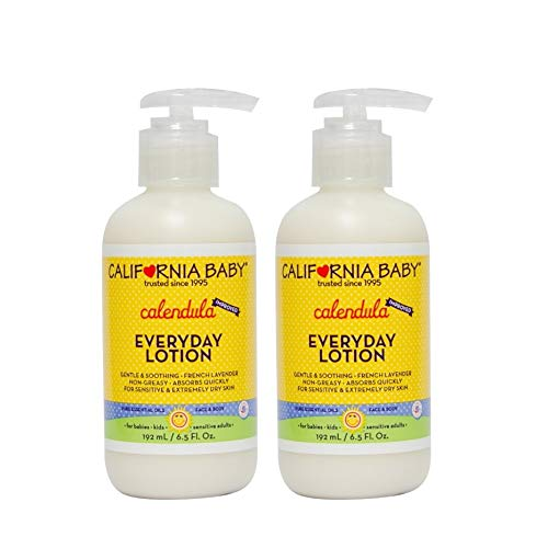 California Baby Calendula Everyday Lotion (8.5 Ounces)...