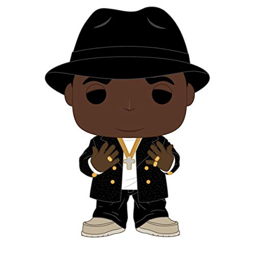 Funko- Pop Rocks: Biggie-Notorious B.I.G. Collectible Toy, Multicolor (45430)