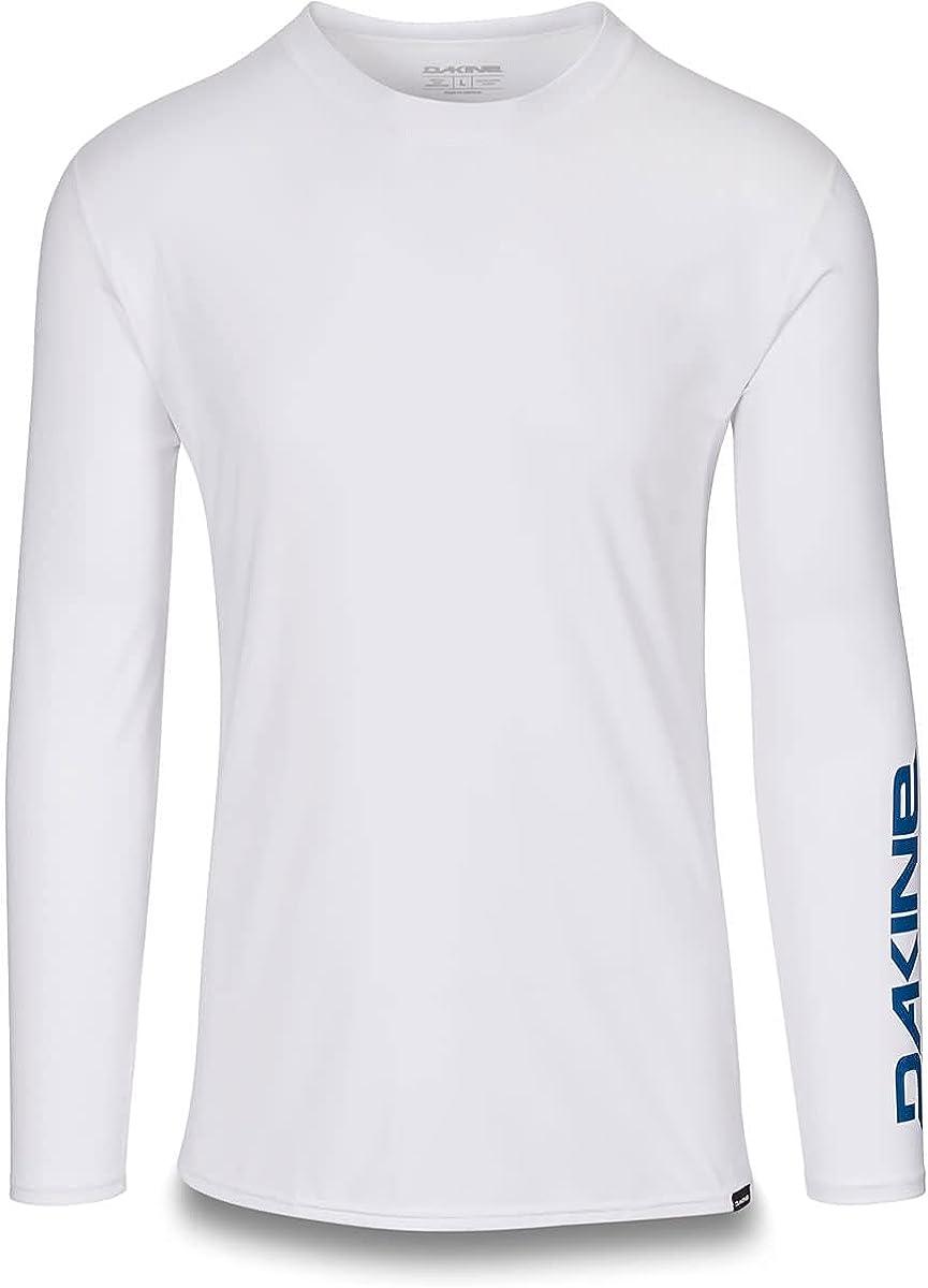 Dakine Heavy Duty LS Surf Shirt - White