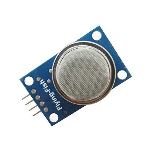 5 pcs MQ2 MQ一2 Smoke LPG Butane Hydrogen Gas Sensor Detector Module DC 5V