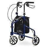 Best Rollators - HOMCOM Tri Rollator Walker for Seniors and Handicapped Review