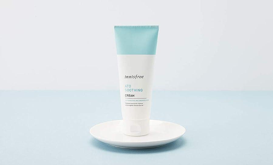 無礼にトライアスロン人工[イニスフリー.innisfree](公式)アートスージングクリーム150mL( '2019)/ Ato soothing Cream