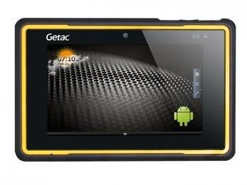 Getac Z71016GB schwarz, gelb–Tablets (Mini-Tablet, Android, Tablet, Android, Schwarz, Gelb, Li-Polymer)