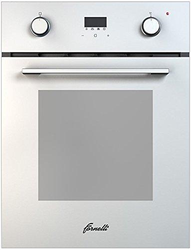 FORNELLI FEA 45 Sonata Einbau Multifunktional Backofen Glas Energieeffizienzklasse: A (weiß)