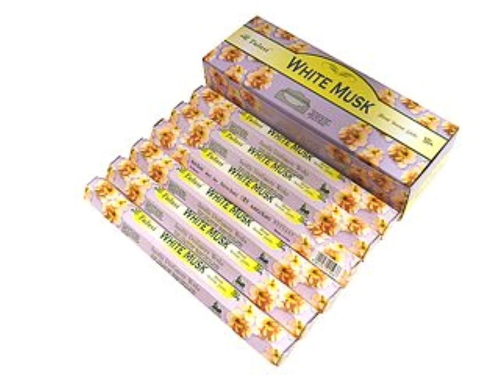広告主効能ミトンTULASI(トゥラシ) ホワイトムスク香 スティック WHITE MUSK 6箱セット