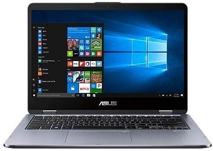 "Asus TP410UF-EC034T VivoBook Flip 14 14"" Dizüstü Bilgisayar, Intel Core i5-8250U İşlemci, 4GB RAM Bellek, 256GB SSD Depolama, Nvidia GeForce MX130 2GB Ekran Kartı, Windows 10"