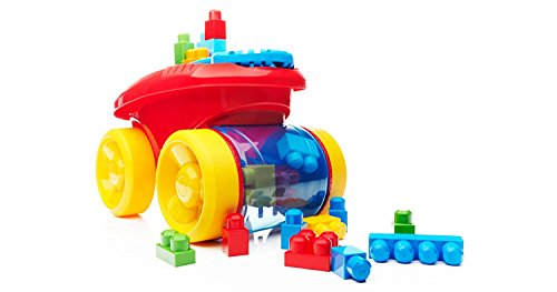 Mega Bloks First Builders Block Scooping Wagon Now $12.97 (Was $34.76)