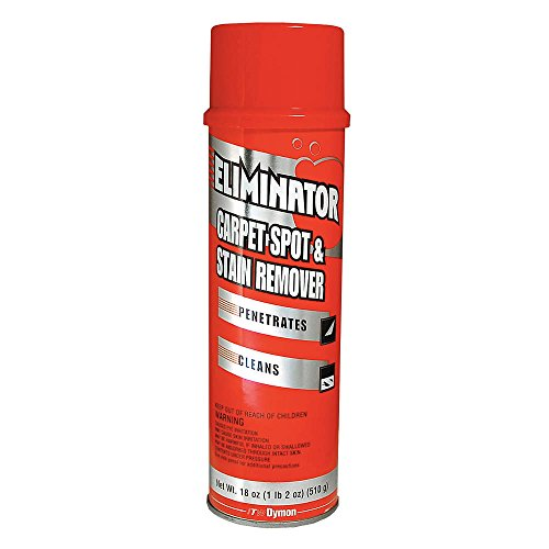 Dymon 10620 20-Ounce Eliminator Carpet Spot and Stain Remover in Aerosol Can (Case of 12)