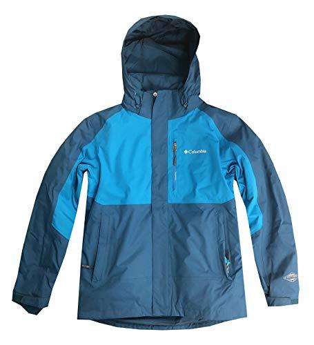 Columbia Men's Rural Mountain 3 in 1 Interchange Omni Heat Jacket