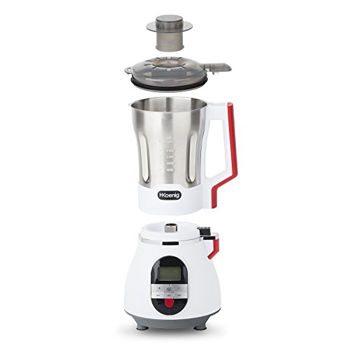 H.Koenig Soup Maker Blender...
