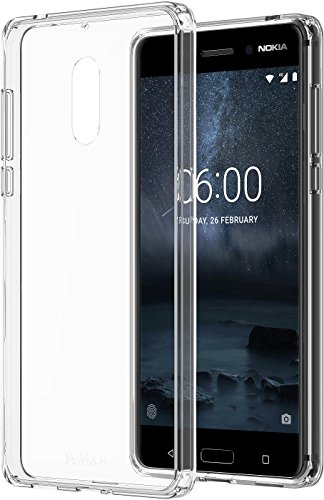 Nokia 1A21M9A00VA Hybrid Crystal Hülle CC-703 für Nokia 6
