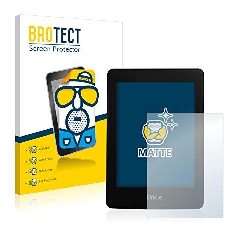 BROTECT 2x Antireflecterende Beschermfolie compatibel met Amazon Kindle Paperwhite 2013 Anti-Glare Screen Protector, Mat…