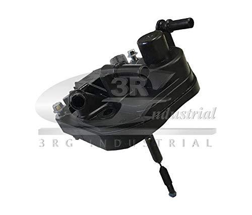 Tapa Filtro Combustible Compatible 3RG OEM 9809757980 - Piezas para Coche y Piezas para Moto - Recambios Motor y Otras Partes de Vehículo Compatibles con Marcas de Coche y Moto