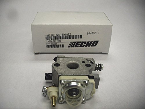 Genuine Echo Power Blower Carburetor Wta-33 Pb-250 Part #a021001881 & A021001882