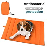 AMOFY Pet Mats, 43'X26', Exceptionally Hygienic, Non-Slip, Water Resistant, Comfortable and Portable, Machine Washable, Fit Indoor Outdoor Use for Dogs Cat Pet, Four Seasons