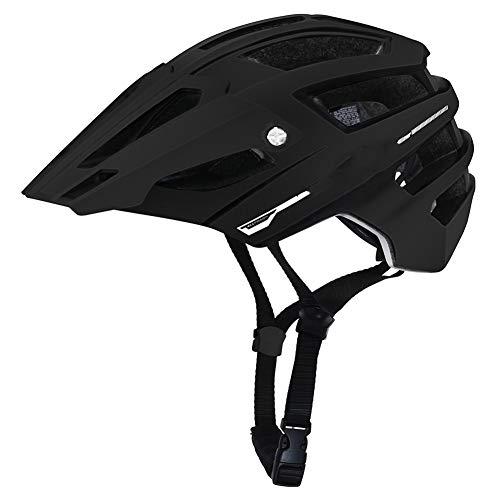Casque de Sport de vélo de Montagne d'endurance Cross-Country-Black