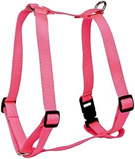 "Prestige Pet Products Dog Harness 3/4"" X 16-26"" (41-66cm), Hot Pink"