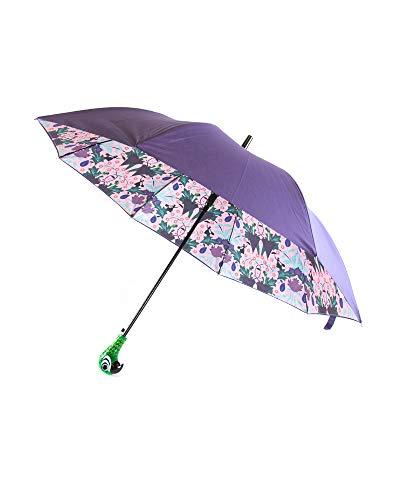 Bioworld Disney Mary Poppins Umbrella Ombrello pieghevole 78 centimeters Viola (Purple)