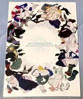 天三月 C91 Charmingirl 01 フルカラー イラスト集 画集 艦隊これくしょん 艦これ ゼログラフィティ コミケ