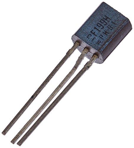 PEREL - BF199 SI Transistor, NPN, 40V, 0.25A, 550 MHz 140404