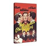 Philadelphia Story Filmposter Leinwand Poster Schlafzimmer