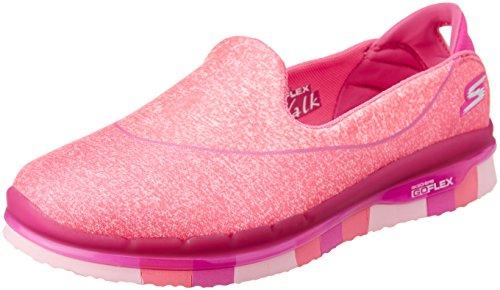 Skechers Go Flex Athletic Ballerina Sandals Baby Girls, Pointure:EUR 28.5