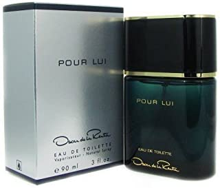 Pour LUI Oscar De La Renta Cologne for Men 3.0 Oz NEW in BOX