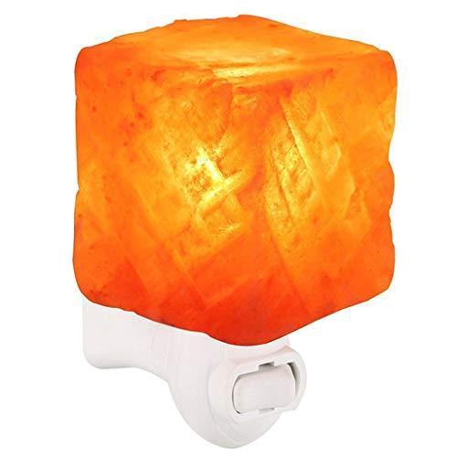 Tafellamp Crystal Hand Gesneden Nachtlampje Home Decor Lucht Zuiveren met Plug