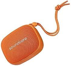 Anker Soundcore Icon Mini, Altavoz Bluetooth, Impermeable, Resistente al Agua IP67 para Senderismo, Ciclismo, Entretenimiento y Aventura, de Bolsillo, 10 Horas de reproducción, micrófono Integrado