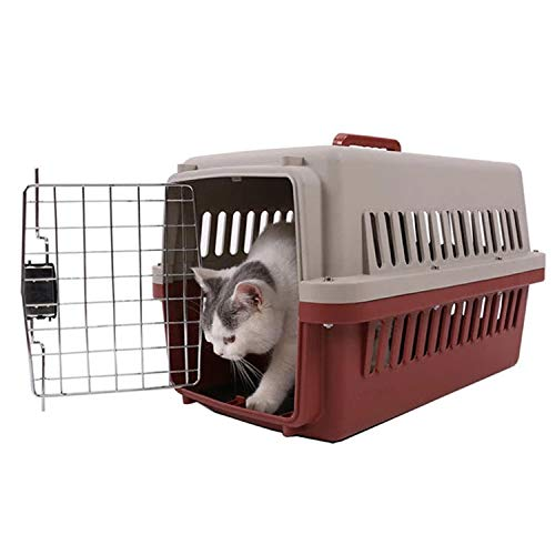 N+A Airline Approved Travel Carrier | Hard-Sided Pet Carriers Ideal for Extra-Small Dogs, Cats (2)