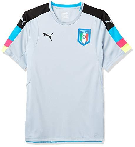 PUMA FIGC Italia – Camiseta de Portero de Manga Corta para Hombre, Camiseta de Manga Corta para Portero,…