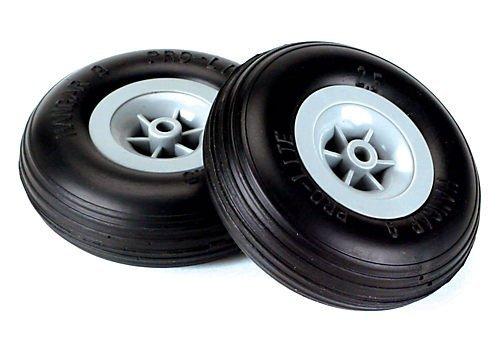Hangar 9 Pro-Lite Wheels, 2-1/2 (2) by Hangar 9