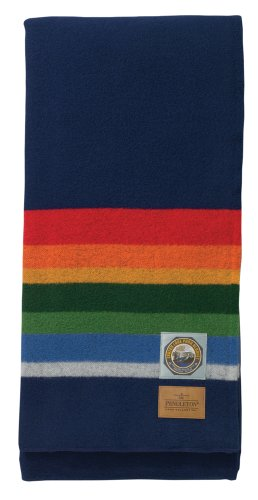 Pendleton, National Parks Decke, Crater Lake Navy, Queen (228,6 x 228,6 cm)