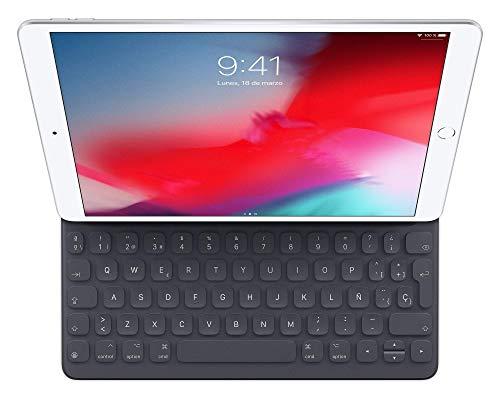 Apple Smart Keyboard (para el iPad de 10,2 pulgadas, el iPad Air de 10,5 pulgadas, el iPad Pro de 10,5 pulgadas) - Español