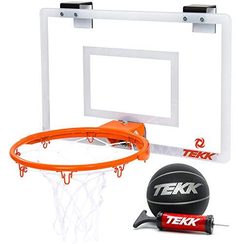 Tekk TA-23 Mini Basketball Hoop, 18x24-Inch