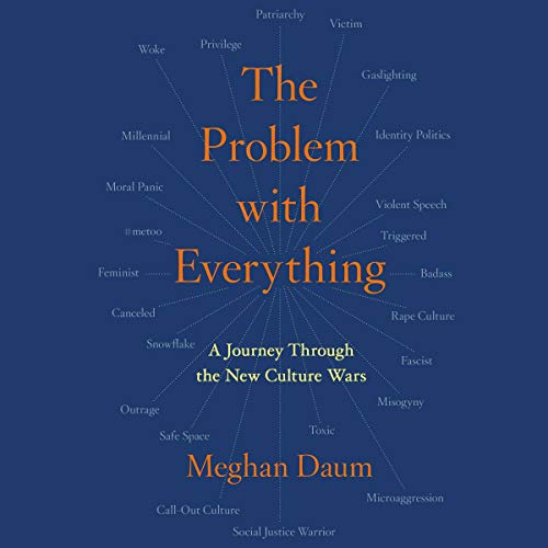Problem with Everything audiobook cover art