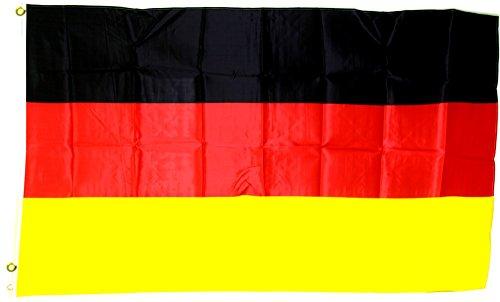 Fahne Flagge Deutschland 30 x 45 cm